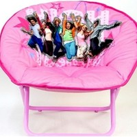 High School Musical Saucer Folding Chair