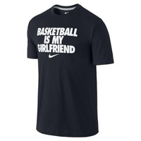 "Nike SGX ""Basketball Is My Girlfriend"" Men's T-Shirt"
