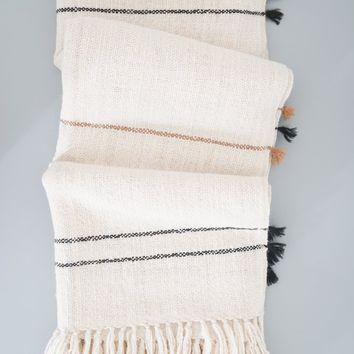 Belen Throw - Small Tassel