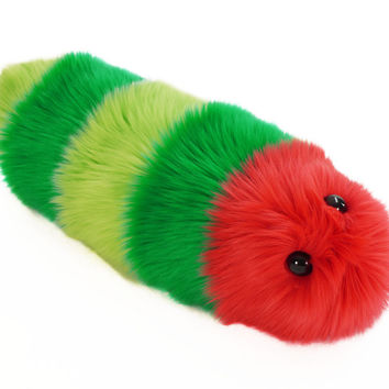 Reed the Snuggle Worm Stuffed Animal Plush Toy
