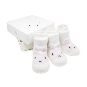 Limited Edition Miffy Socks | 3 pairs