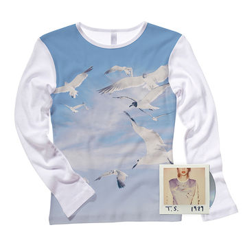 PRE BUY Seagull Fashion Sweater CD Package