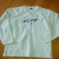 Vintage 90s Tommy Hilfiger Sweatshirt from Deadstock Dynasty