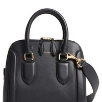 Alexander McQueen Medium Heroine Leather Satchel | Nordstrom