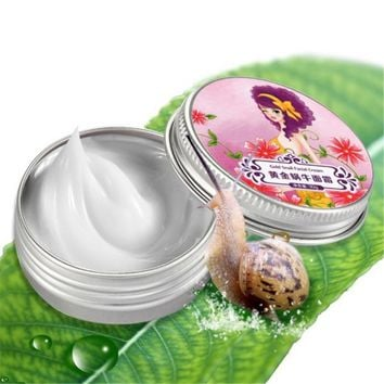Snail Moisturizing Face Anti Winkles Aging Cream