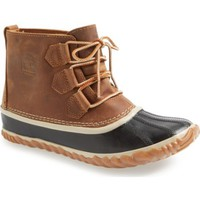 SOREL 'Out N About' Leather Boot (Women) | Nordstrom