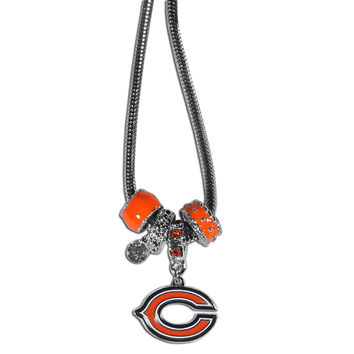 Chicago Bears Charm Necklace
