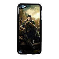 Loki Tom Hiddleston The Avengers Style iPod Touch 5th Generation Case