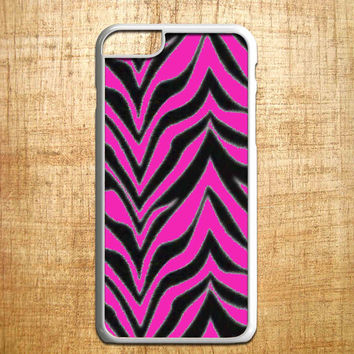 Pink Black Zebra Print for iphone 4/4s/5/5s/5c/6/6+, Samsung S3/S4/S5/S6, iPad 2/3/4/Air/Mini, iPod 4/5, Samsung Note 3/4, HTC One, Nexus Case*PS*