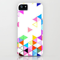 Falling Into Place iPhone Case by Fimbis | Society6