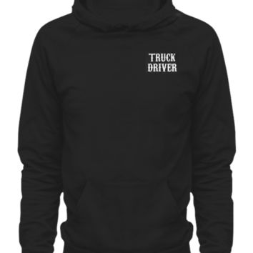 Diesel - It's in My DNA Hoodie DieselDna-TruckerHoodie
