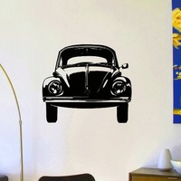 Wall Decals Vinyl Sticker Decal Classic Old Car Housewares Wall Decor Home Interior Design Art Mural Boys Room Kids Bedroom Dorm Z765