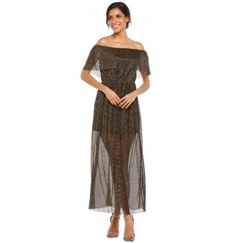 Smiles Of Beauty Maxi Dress