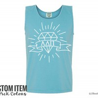 ADPi Diamond Shine Tank