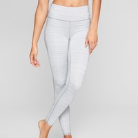 High Rise Jacquard Chaturanga™ Tight | Athleta