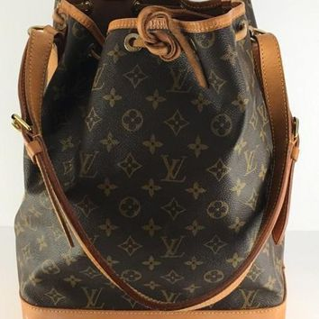 Tagre™ Louis Vuitton Monogram Noe Shoulder Bag