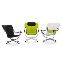 Vitra Inc. Waver - Seating: Chair - Modenus Catalog