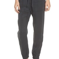 Pam & Gela Beaded Jogger Pants | Nordstrom