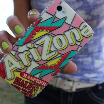 Raspberry Tea Aztec Case by CasesbyOliviaRose on Etsy