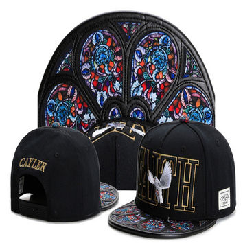 CAYLER AND SONS FAITH SNAPBACK HAT
