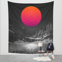 It Was Always There Wall Tapestry by Soaring Anchor Designs | Society6