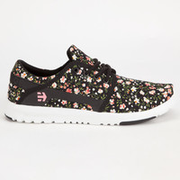 Etnies Scout Womens Shoes Black Combo  In Sizes
