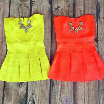 """Neon Nights"" Top"