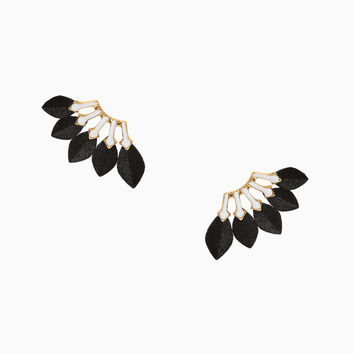 Feather Studs-null