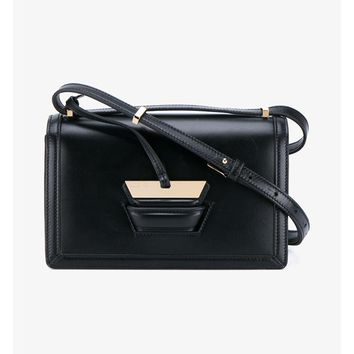 Barcelona Leather Shoulder Bag - LOEWE