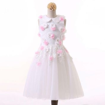 Flower Girl Dresses for Wedding Pageant Party Dress