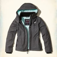 Girls Hollister All-Weather Fleece Lined Jacket | Girls Jackets & Outerwear | HollisterCo.com