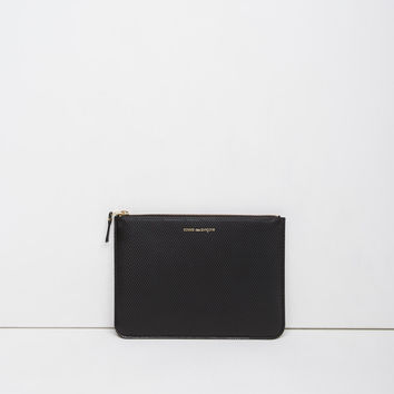 Luxury Large Zip Pouch by Comme des Gar amp;amp;#231;ons