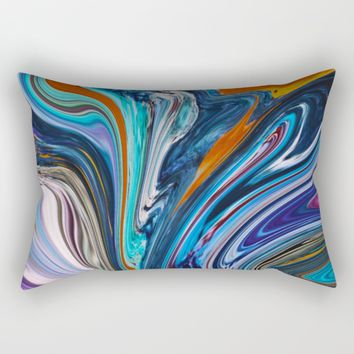 Magical Wood Rectangular Pillow by SagaciousDesign