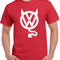 vw devil T-shirt