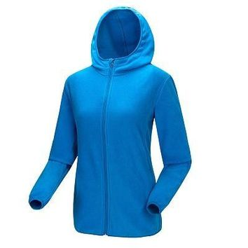 Men Women's Winter Fleece Warm Softshell Jacket Outdoor Sport Hooded Brand Coats Hiking Skiing Camping Male Female Jackets