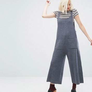 Paul & Joe Sister Knitted Slouchy Jumpsuit at asos.com