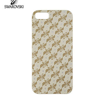 Swarovski Smartphone Case SWANFLOWER IPHONE 5/5S Incase Gold #5083040
