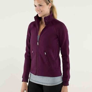 keep it cozy jacket | women's jackets & hoodies | lululemon athletica