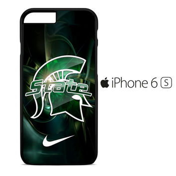 Michigan State Nike iPhone 6S Case