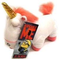 Despicable Me Deluxe 10 Inch Plush Figure Agnes the Unicorn:Amazon:Toys & Games