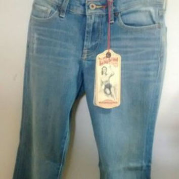"Ladies Lucky Brand Jeans ""Sweet n Low"""