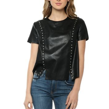 Robertson & Rodeo Minka Studded Top