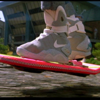 Hoverboard Official Mattel Prop Replica Back To The Future II Part 2 Hover Board