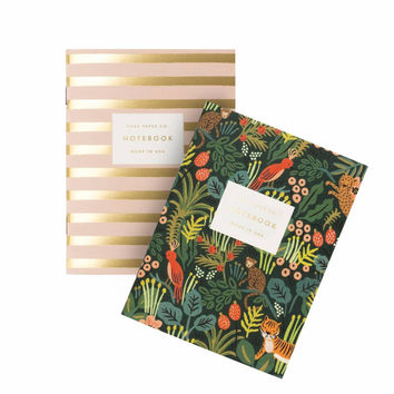 Pair of 2 Jungle Pocket Notebooks