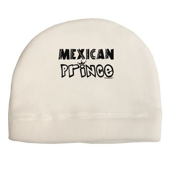 Mexican Prince - Cinco de Mayo Child Fleece Beanie Cap Hat by TooLoud