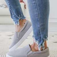 Twyla Sneakers - Light Grey