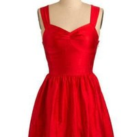 Gig Harbor Dress in Red | Mod Retro Vintage Dresses | ModCloth.com