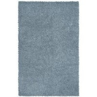 Gray 30X50 Shagadelic Chenille Twist Rug with Free Shipping $39.99