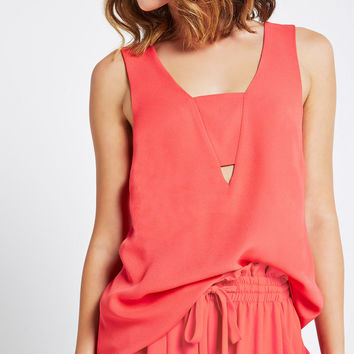 BCBGeneration - Faux Bandeau Top