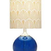 JAlexander Lighting Blue Glass Table Lamp | Nordstrom